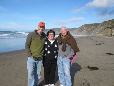 Holiday ADVENTURES with the Parentals.2010