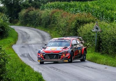2021 WRC Ypres, test Neuville-Ogier-Tänak-Fourmaux (Lorenz, Nikos)