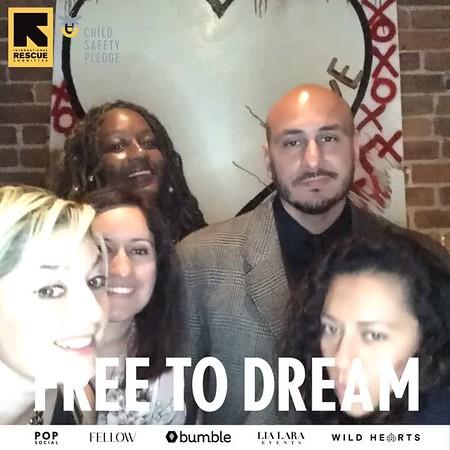 Wild Hearts Free to Dream LA Pod MP4s