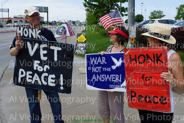 2019-05-25 Stand for Peace