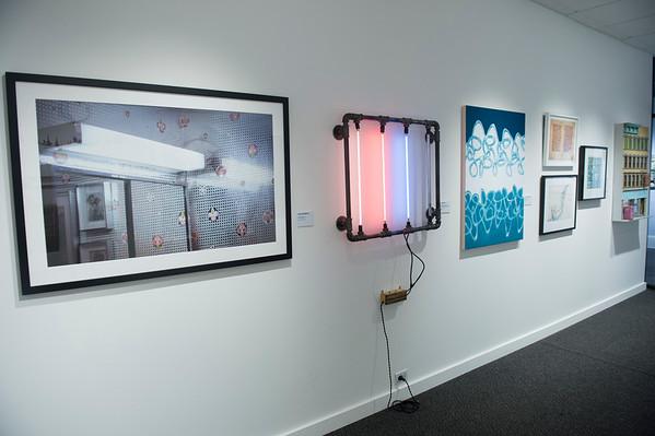Danforth Art Annual 2016 Juried Exhibition