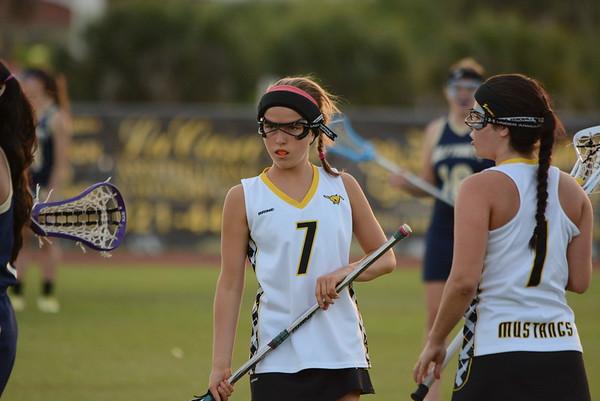 Girls Lacrosse vs HTHS 03/31/2015