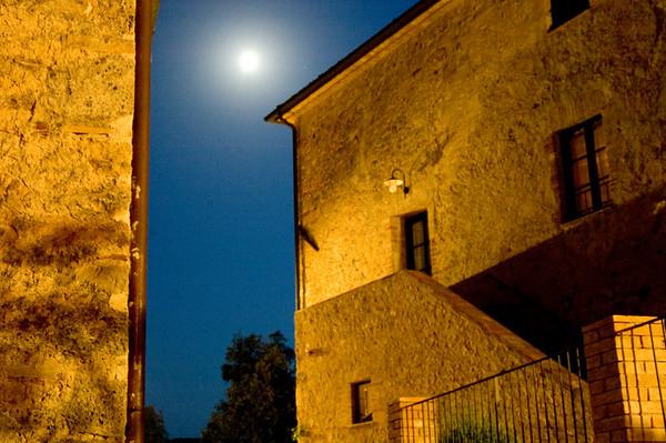 5. Horsebackriding in Tocchi & Villa Ferraia in Monticiano
