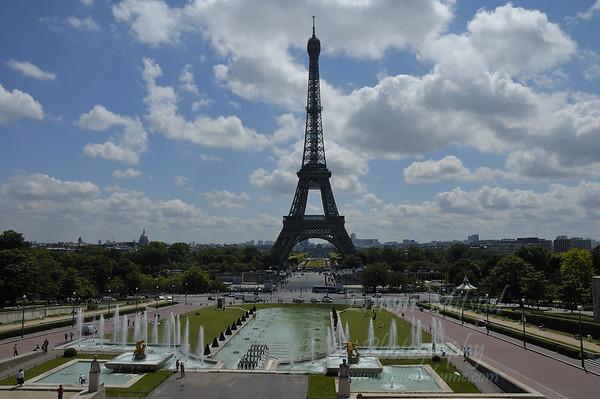 Paris Outing
