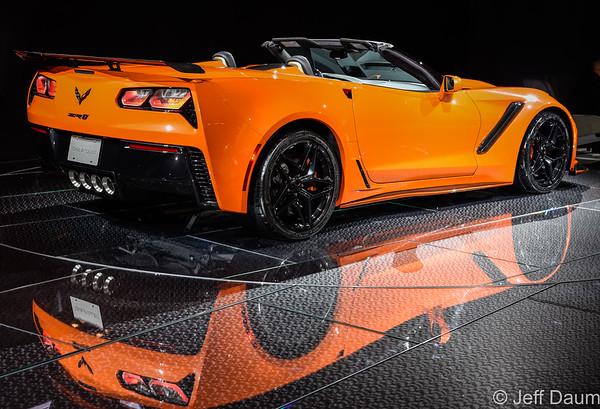 2017 AutoMobility LA show