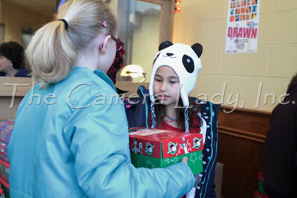 CHCA 2012 EBL Christmas Child Boxes 11.14