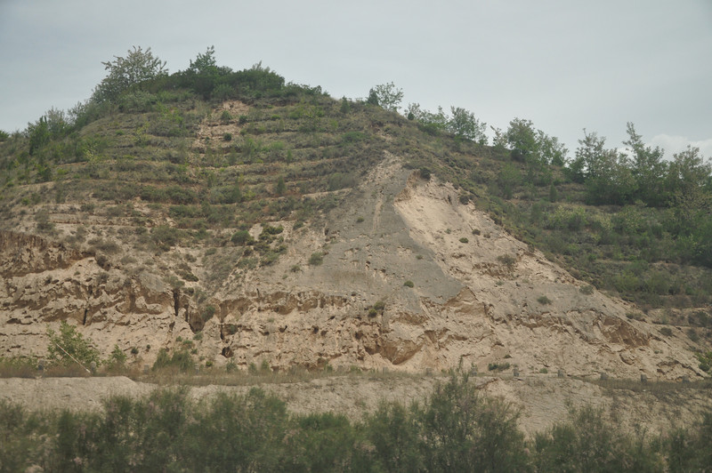 More loess.