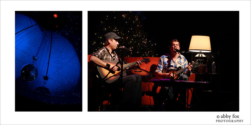 USTORM Acoustic Christmas Show