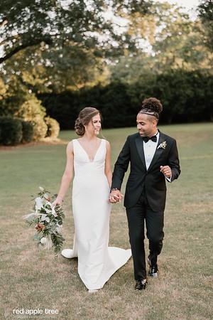 Sarah + Heath Wedding