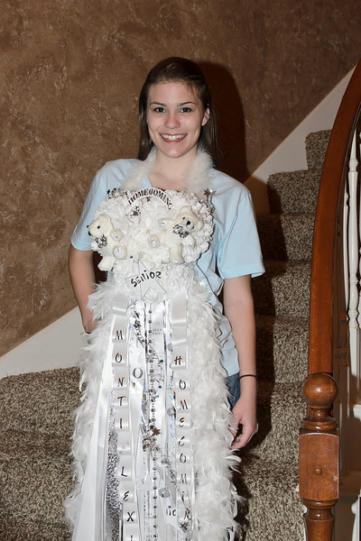 12 September 15 Lexi - Sr. Year Homecoming
