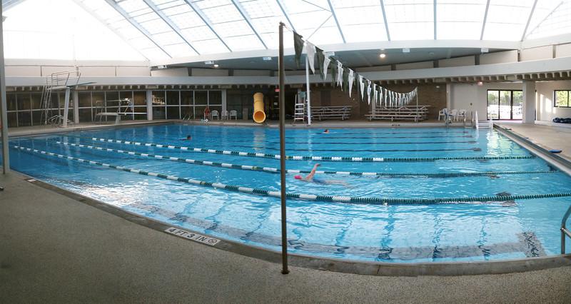Kettering Pool - on my trip to Dayton