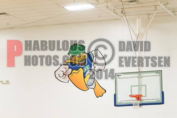 Windermere Prep @ Cornerstone Charter Academy Ducks Boys Varsity Basketball - 2014