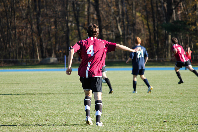 Boys Soccer vs. Phillips Exeter Academy