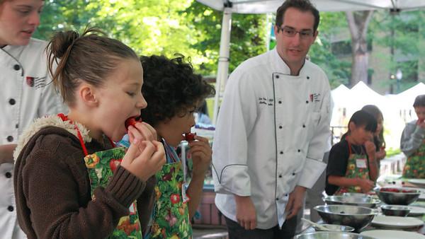 Kids Cook - Berry Bonanza