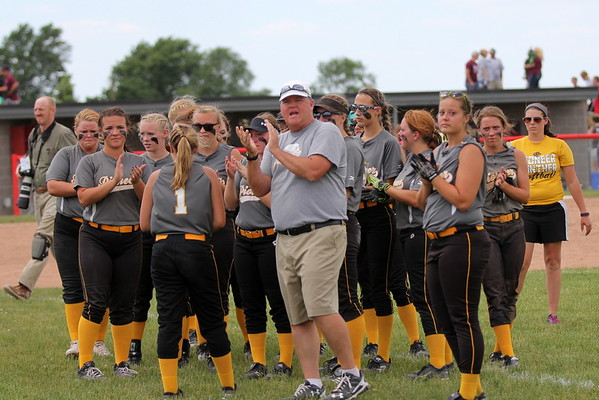Pioneer vs Frontier Class A Semi-state @ Frontier 6/6/2016
