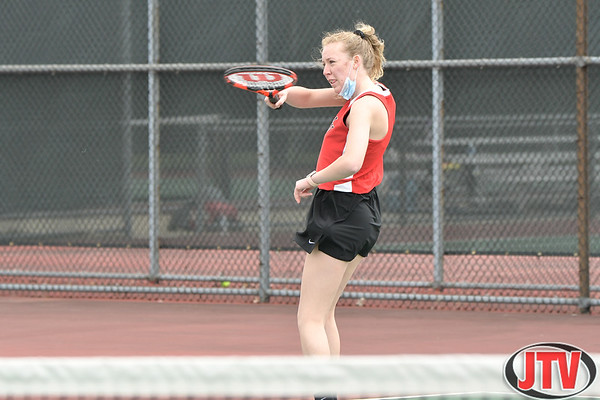 Tennis Northwest at Lansing Christian for 04-14-2021