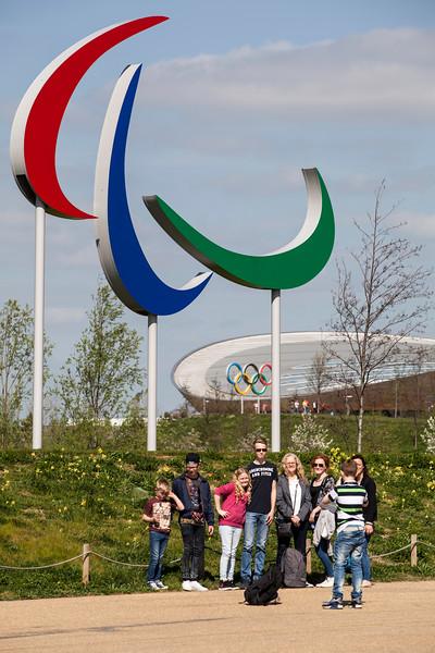 Queen Elisabeth Olympic Park, London, United Kingdom