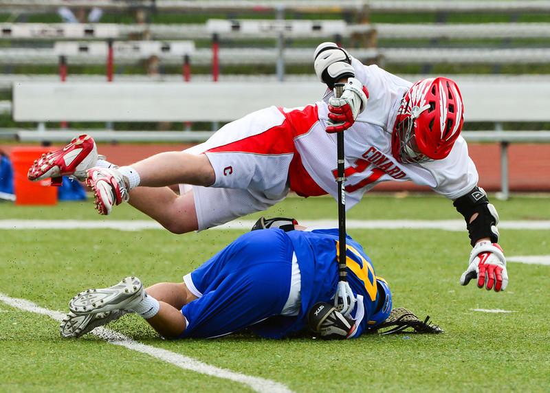 Varsity (boys) vs. Newington - May 13, 2014