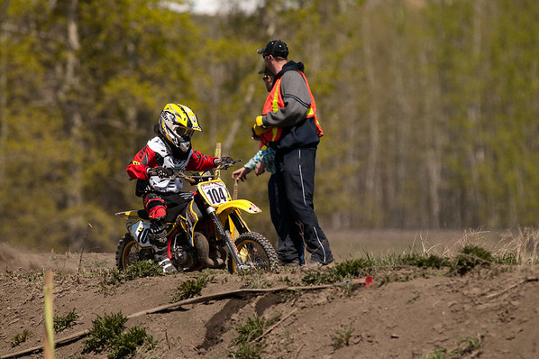 Race 8: 65 cc
