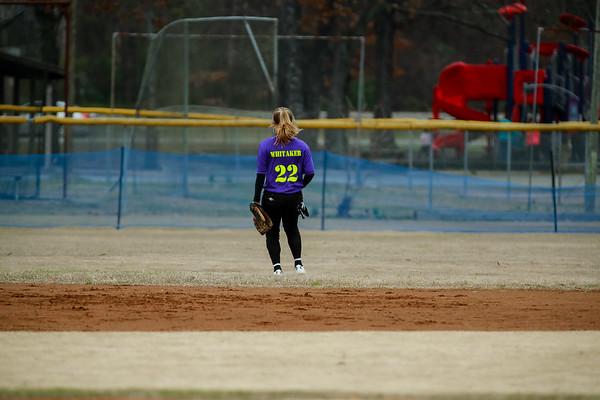 Women's Softball, Jacksonville, AR, February 18, 2017