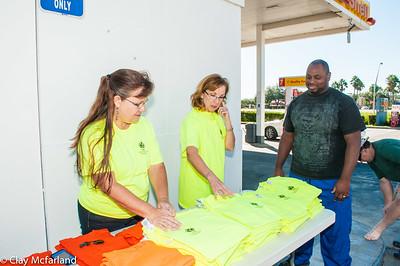 Gas Outreach 2014