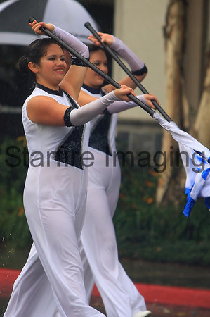Diamond Ranch HS @ AFOB2010 Band Review