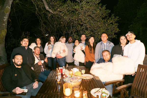 Corey's Surprise 30th Birthday Party