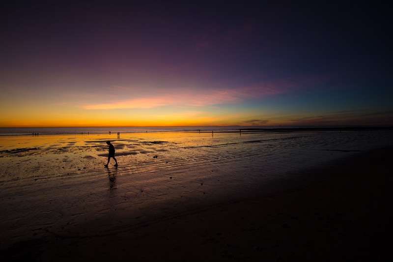 Genevieve Hathaway_Broome_Cable Beach_child playing during sunset at Cable Beach.jpg