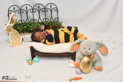 Ethan's 1st Easter