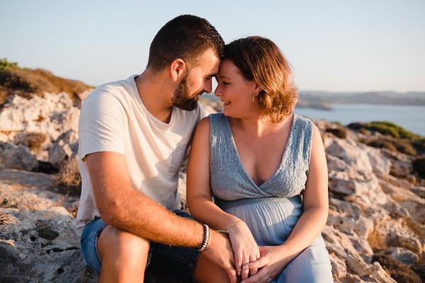 Rosa i Jaume - embaràs
