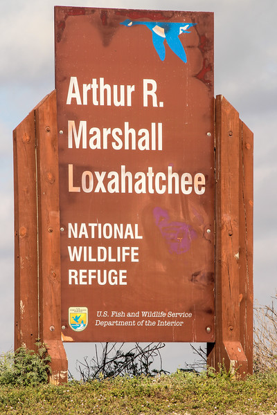 Loxahatchee National Wildlife Refuge