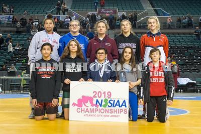 NJSIAA State Girls Championships - Finals - 03-02-2019