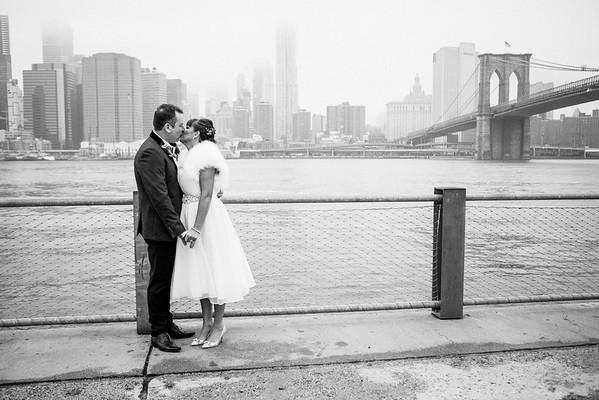 Andrew and Maryellen's NY Dream wedding 4-10-15