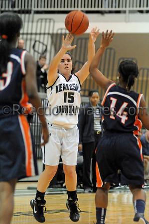 2010/2011 KMHS GV v. South Cobb (1-25-11)