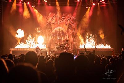 Slayer, Lamb of God, Anthrax, Behemoth