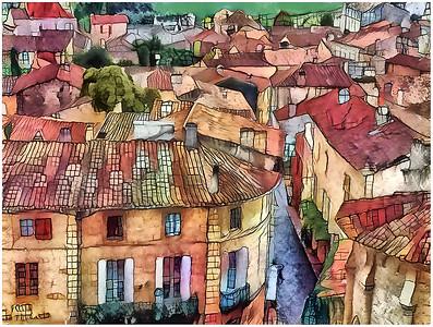 N. Aquitaine - Saint-Emilion
