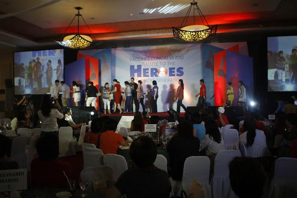 Vaccines Congress 2012
