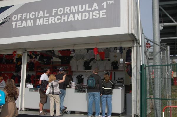 Spain 2010 F1 Racing