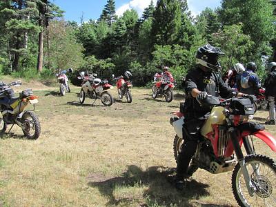 Jemez Mtns. - ADV Western Jemez Trailride  6-27-10