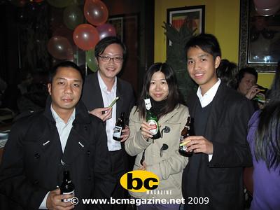 third anniversary@all night long | 8 december 2009