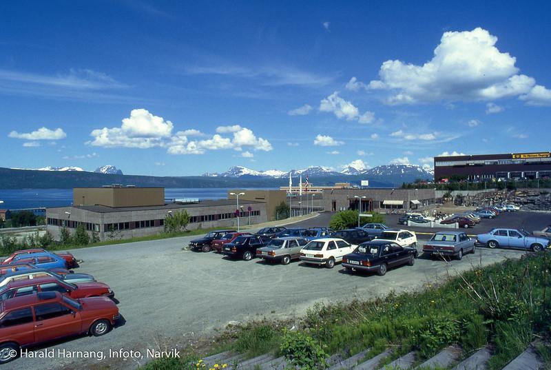 KV-Narvik, senere Norsk forsvarsteknologi.