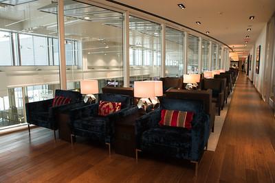 Aer Lingus / BA Lounge at IAD