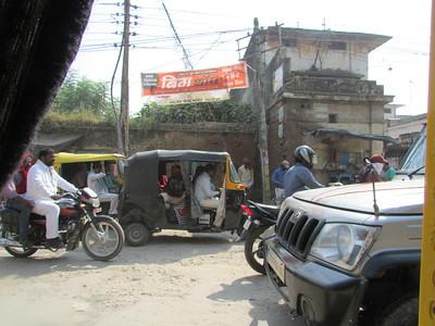 Varanasi India 2015