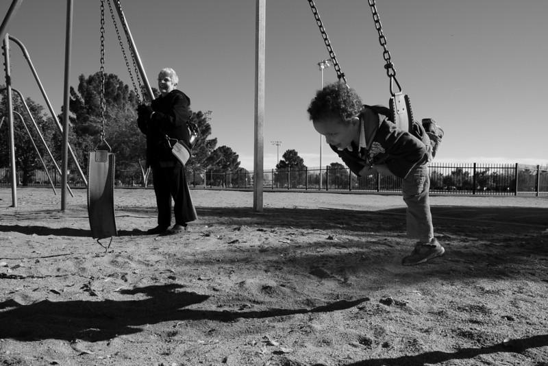 Swingin with Bonnie