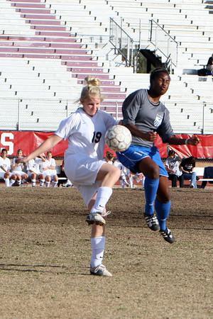 RMHS Soccer vs. Dobson 01272007