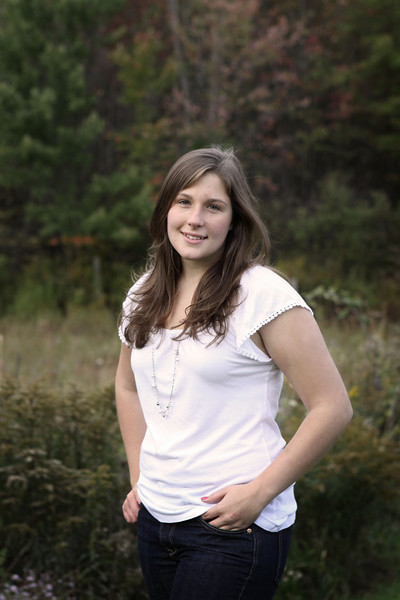 Maggie, MT. View, Class of 2010