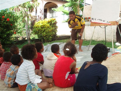 Fiji Ministry