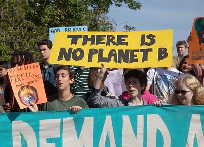 Kids Climate Strike in D.C. (9/20/19)