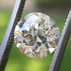 2.05ct Old European Cut Diamond GIA K VS2 2