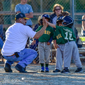 Tball - Red Sox vs. A's